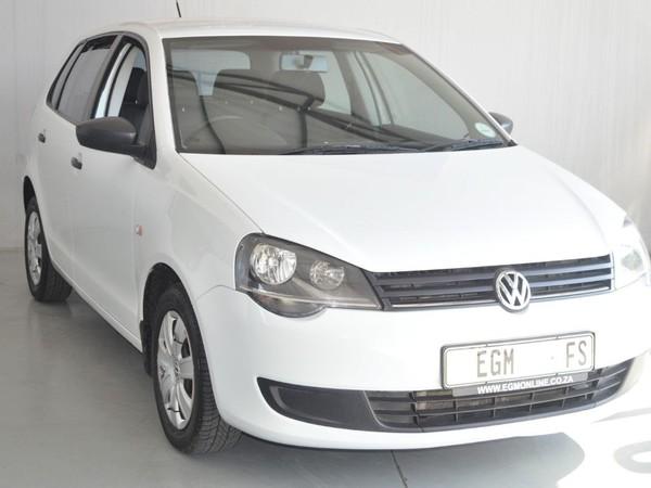 2015 Volkswagen Polo Vivo GP 1.4 Conceptline Free State Bloemfontein_0
