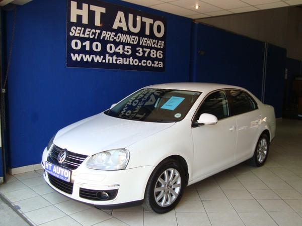 2007 Volkswagen Jetta 1.9 Tdi Comfortline Dsg  Gauteng Boksburg_0