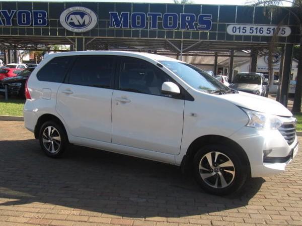 2017 Toyota Avanza 1.5 TX Limpopo Louis Trichardt_0