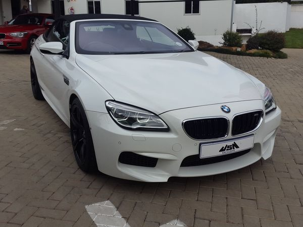 2016 BMW M6 Convertible f12  Gauteng Sandton_0