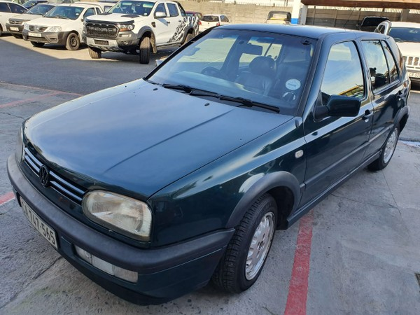 1997 Volkswagen Golf 3 Gts 1.8 Ac  Western Cape_0