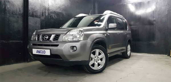 2009 Nissan X-trail 2.5 Le 4x4 At r73  Gauteng Benoni_0
