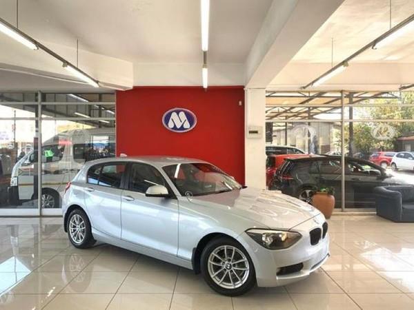 2013 BMW 1 Series 116i 5dr f20  Gauteng Vereeniging_0