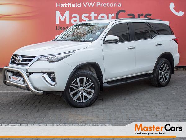 2018 Toyota Fortuner 2.8GD-6 RB Auto Gauteng Pretoria_0