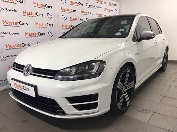 2016 Volkswagen Golf GOLF VII 2.0 TSI R DSG Gauteng Sandton_0