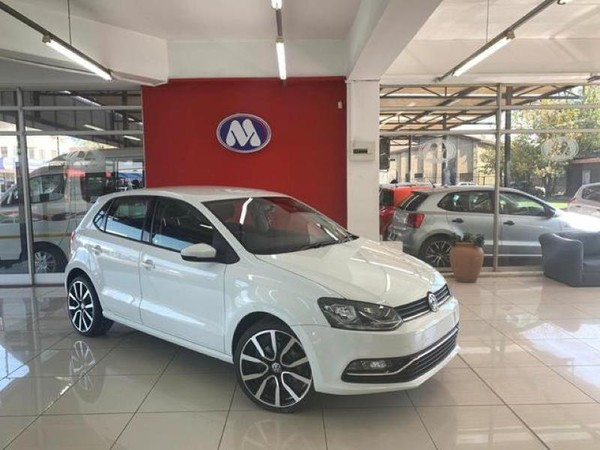 2015 Volkswagen Polo 1.2 TSI Highline DSG 81KW Gauteng Vereeniging_0