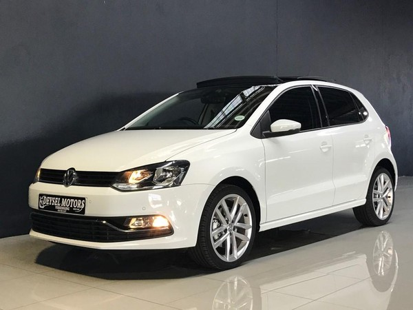2016 Volkswagen Polo 1.2 TSI Highline DSG 81KW Gauteng Vereeniging_0