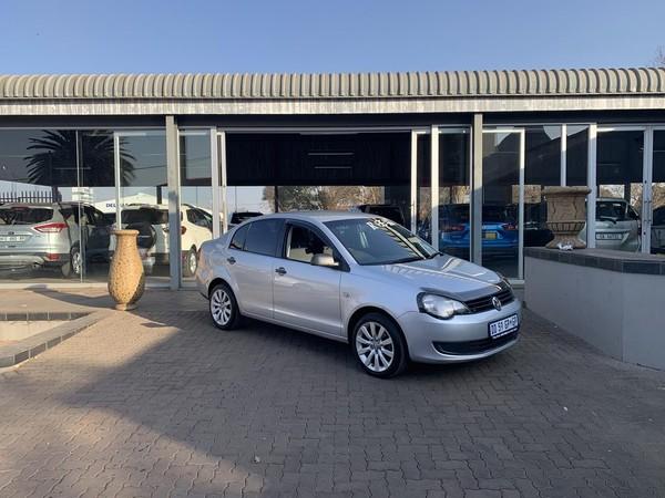 2014 Volkswagen Polo Vivo 1.4 Trendline Tip Mpumalanga Delmas_0