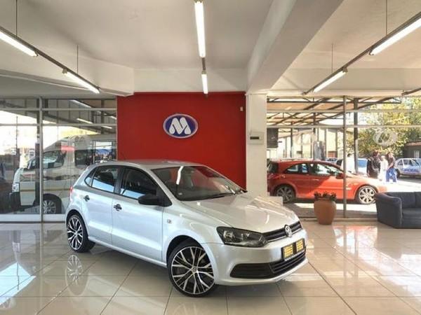 2018 Volkswagen Polo Vivo 1.4 Trendline 5-Door Gauteng Vereeniging_0