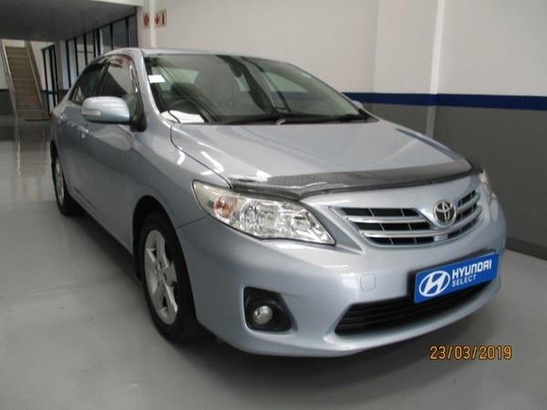 2012 Toyota Corolla 1.3 Heritage  Kwazulu Natal Durban North_0