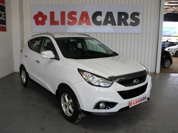 2013 Hyundai iX35 R2.0 Crdi Gls  Gauteng Johannesburg_0
