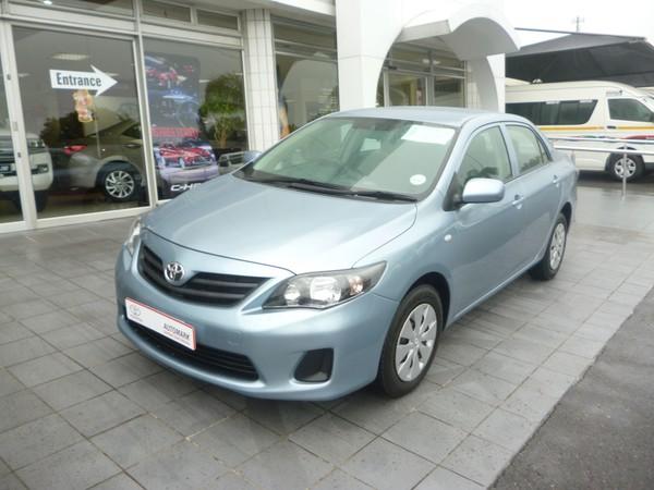 2016 Toyota Corolla Quest 1.6 Auto Kwazulu Natal Durban North_0