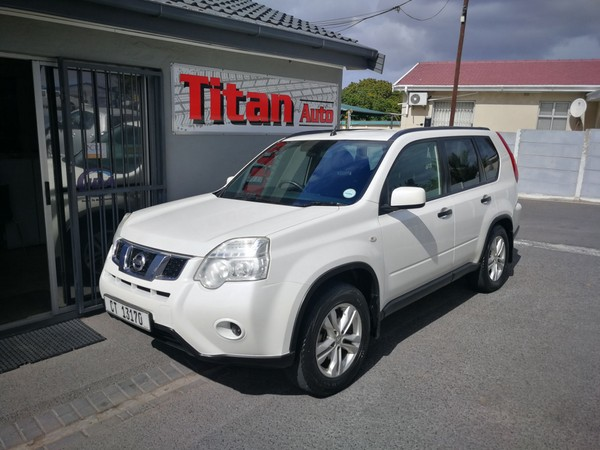 2011 Nissan X-trail 2.0 Xe 4x2 r71  Western Cape Kuils River_0