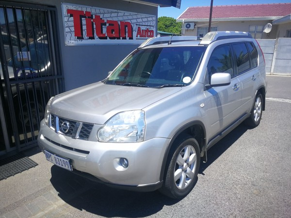 2009 Nissan X-trail 2.0d Le 4x4 At r70  Western Cape Kuils River_0