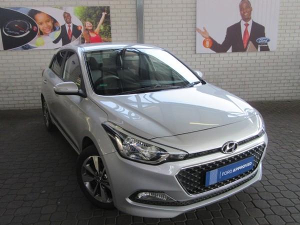 2015 Hyundai i20 1.4 Fluid  Gauteng Pretoria_0