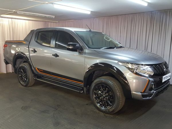 2018 Mitsubishi Triton 2.4 Di-DC Athlete 4x4 Auto Double Cab Bakkie Gauteng Roodepoort_0