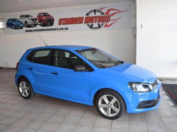2014 Volkswagen Polo 1.2 TSI Trendline 66KW Gauteng Nigel_0
