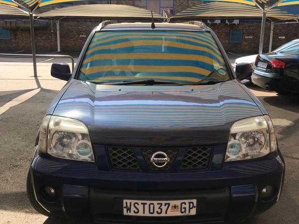 2008 Nissan X-trail 2.0 4x2 r48  Gauteng Pretoria_0