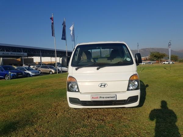 2018 Hyundai H100 Bakkie 2.6d Ac Fc Ds  Gauteng Pretoria_0