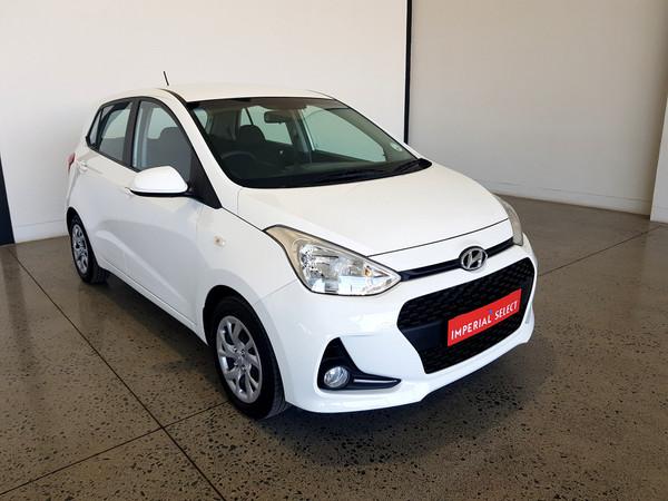 2017 Hyundai i10 GRAND i10 1.25 Motion Gauteng Vereeniging_0
