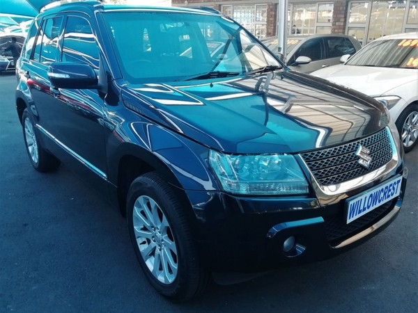 2013 Suzuki Grand Vitara 2.4 At  Gauteng Randburg_0