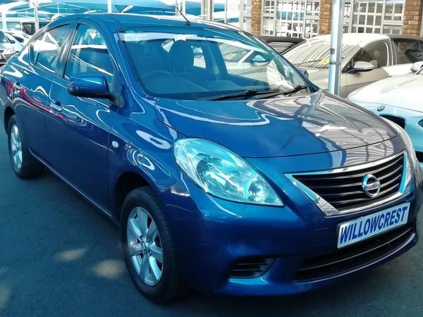 2014 Nissan Almera 1.5 Acenta Auto Gauteng Randburg_0