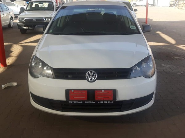 2014 Volkswagen Polo Vivo 1.6 5Dr Gauteng Pretoria West_0
