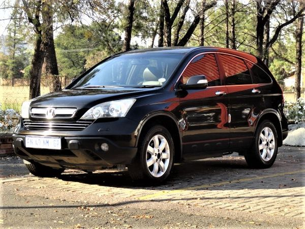 2009 Honda CR-V 2.2 Ctdi  Gauteng Pretoria_0