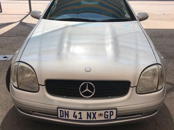 1999 Mercedes-Benz SLK-Class Slk 230 Kompressor At  Gauteng Pretoria_0