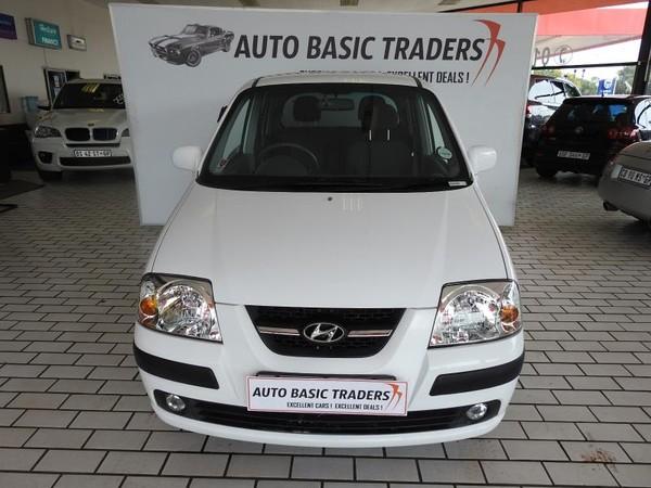 2007 Hyundai Atos 1.1 Gls  Gauteng Pretoria_0