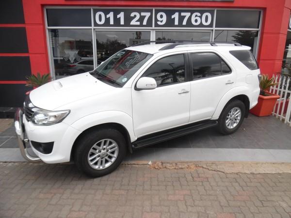 2012 Toyota Fortuner 3.0d-4d Rb  Gauteng Johannesburg_0