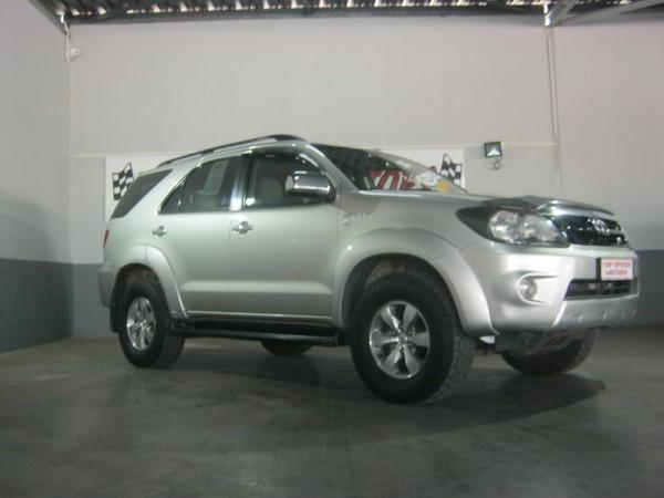 2006 Toyota Fortuner 4.0 V6 At 4x4  Gauteng Vereeniging_0