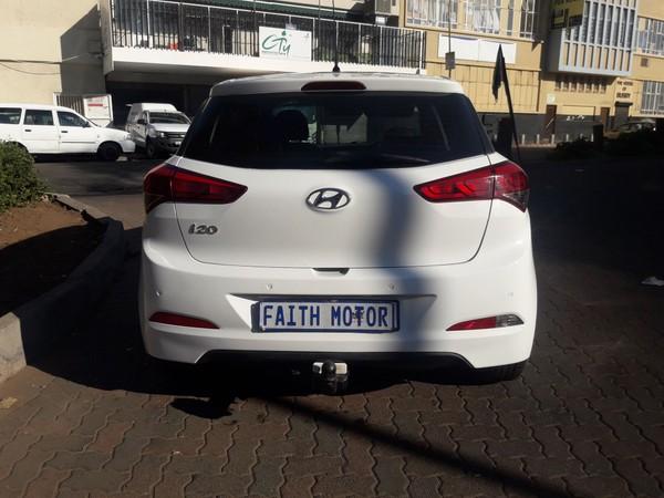 2015 Hyundai i20 1.4 Automatic cash only Gauteng Johannesburg_0
