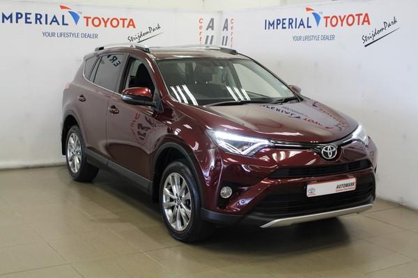2016 Toyota Rav 4 2.5 VX Auto Gauteng Randburg_0