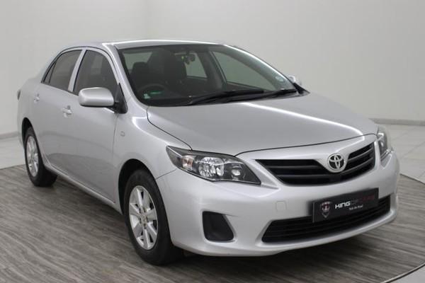 2016 Toyota Corolla Quest 1.6 Plus Gauteng Boksburg_0