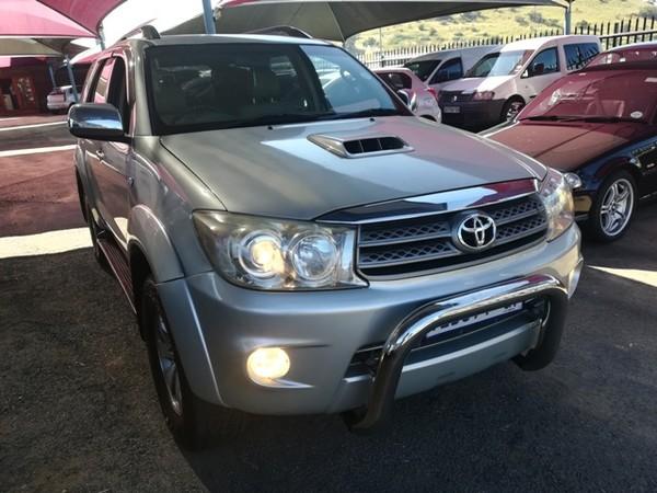 2009 Toyota Fortuner 3.0d-4d Rb At  Gauteng_0