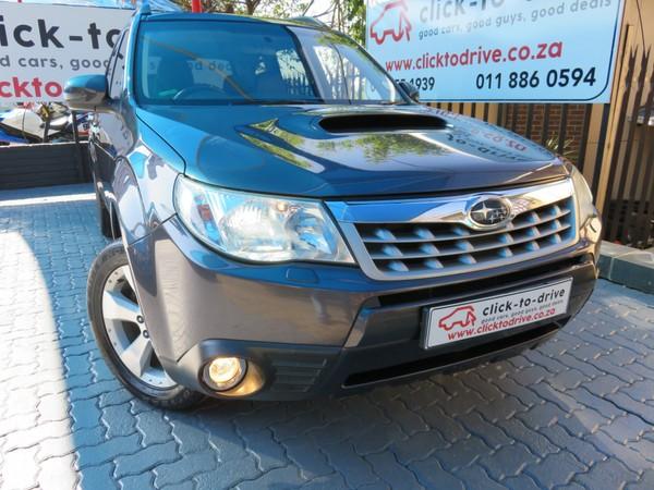 2012 Subaru Forester 2.0d  Gauteng Randburg_0