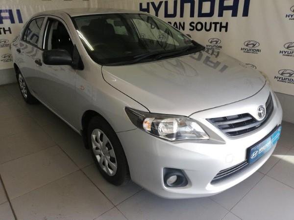 2015 Toyota Corolla Quest 1.6 Auto Kwazulu Natal Durban_0