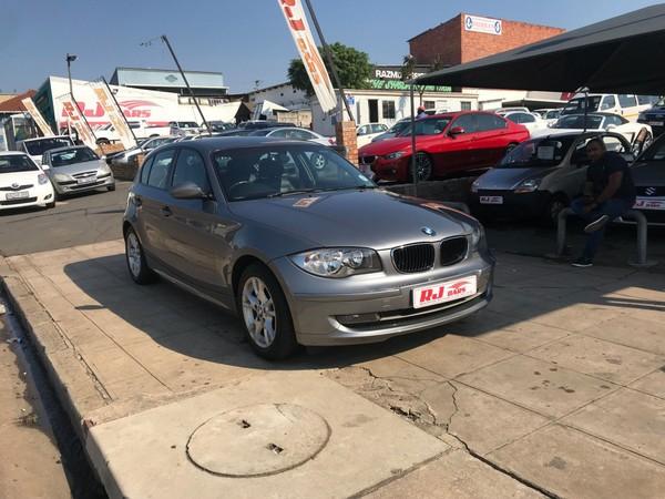 2009 BMW 1 Series 120i e87  Kwazulu Natal Durban_0