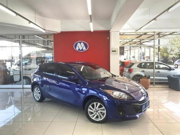 2013 Mazda 3 1.6 Sport Active  Gauteng Vereeniging_0