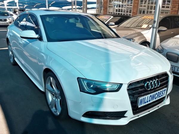 2012 Audi A5 Sprtback 2.0 Tdi Multi  Gauteng Randburg_0