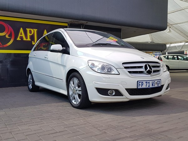 2009 Mercedes-Benz B-Class B 200 Cdi  Gauteng Vereeniging_0