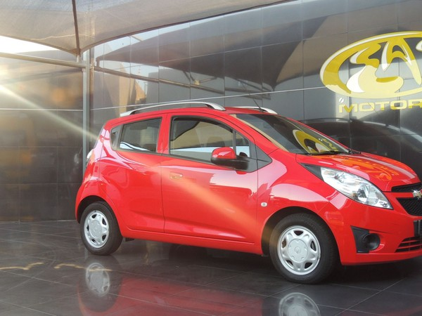 2012 Chevrolet Spark 1.2 Campus 5dr  Gauteng Vereeniging_0
