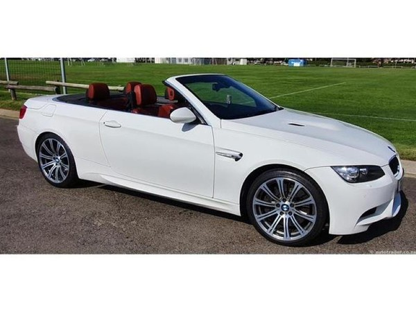 2010 BMW M3 Convertible M-dct Hard Top North West Province Lichtenburg_0