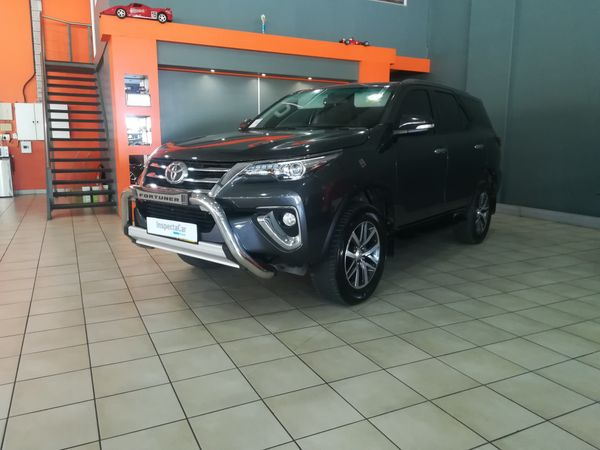 2017 Toyota Fortuner 2.8GD-6 RB Auto Kwazulu Natal Pietermaritzburg_0