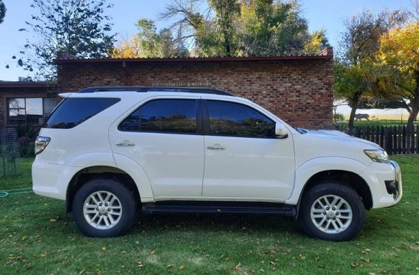 2014 Toyota Fortuner 2.5d-4d Rb  North West Province Wolmaransstad_0