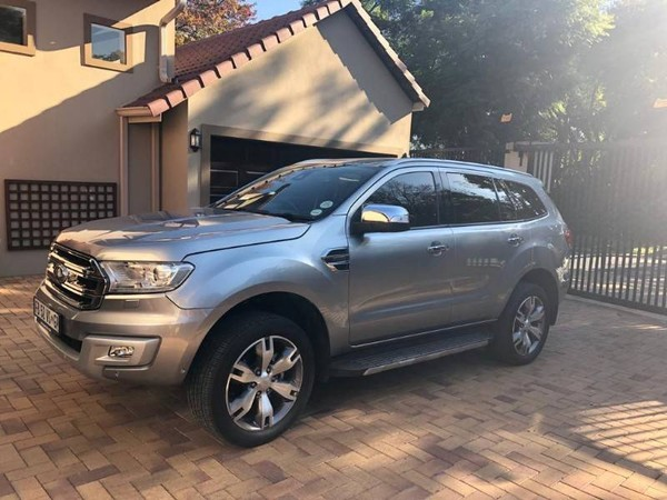 2016 Ford Everest 3.2 LTD 4X4 Auto Gauteng Randburg_0
