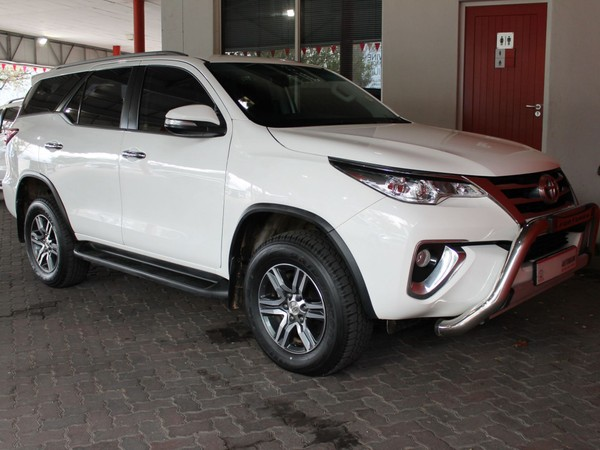 2017 Toyota Fortuner 2.4GD-6 RB Western Cape Paarl_0