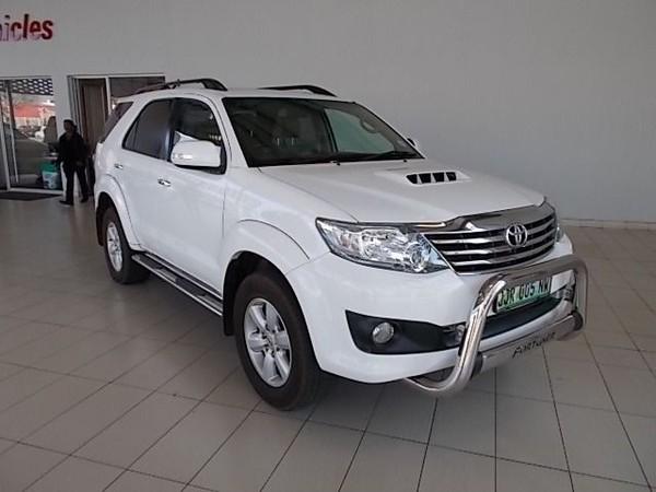 2012 Toyota Fortuner 3.0d-4d Heritage 4x4 At  North West Province Potchefstroom_0