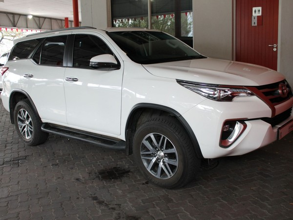 2018 Toyota Fortuner 2.8GD-6 RB Auto Western Cape Paarl_0